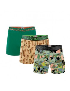 MuchachoMalo World At Your Feet Heren Boxershorts