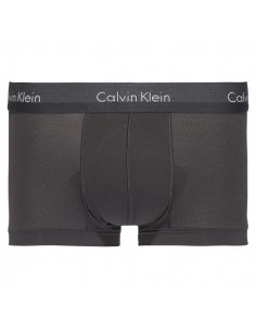 Calvin Klein Light Microfiber Low Rise Trunk Zwart