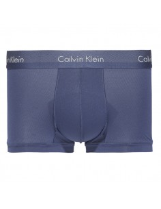 Calvin Klein Ondergoed Light Microfiber Low Rise Trunk Donkerblauw