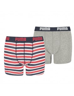 Puma Boxershort RIBBON RED 2Pack Boys