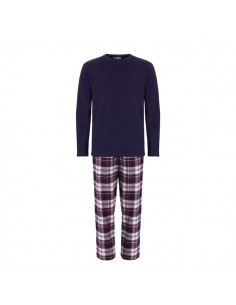 Ten Cate Heren Pyjama Deep Navy