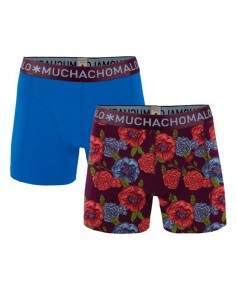 MuchachoMalo Cotton Modal Rosa 2Pack Heren Boxershorts