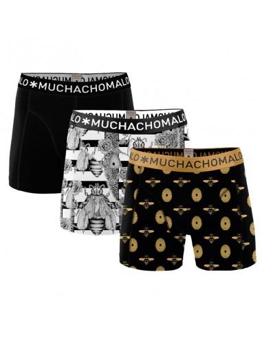MuchachoMalo Beehive Piñata 3Pack Heren Boxershorts