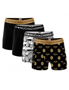 MuchachoMalo 4Pack Beehive Piñata Jongens Boxershorts