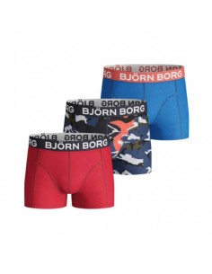 Bjorn Borg 3Pack Boys BB SHADE FIELD Sargasso