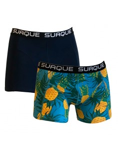 Suaque Boxershorts Duo pack Pinapples