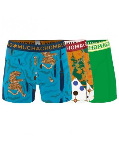 MuchachoMalo 3Pack Tiger Jongens Boxershorts