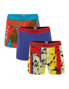 MuchachoMalo Forever Young 3Pack Heren Boxershorts