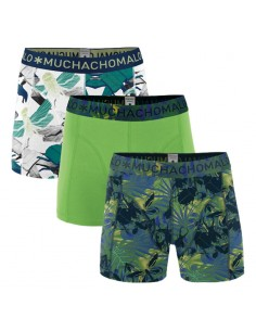 MuchachoMalo Buggin Around 3Pack Heren Boxershorts