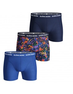 Björn Borg Boxershorts 3Pack Shorts BB WINTER LEAF Surf the Web