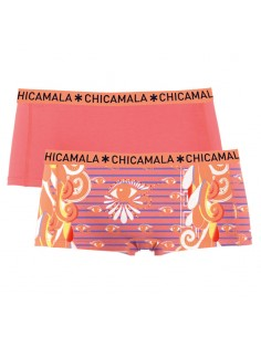 ChicaMala Short Eyes 2Pack