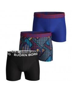 Björn Borg Boxershorts 3Pack Shorts BB Le Lou
