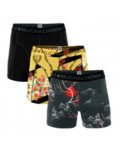 MuchachoMalo RISE AND SHINE 3 pack Heren Boxershorts