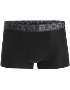 Björn Borg Boxershort Tencel Single Pack Trunk Supersoft Black Beauty