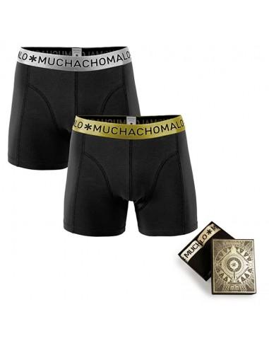 MuchachoMalo Christmas Special 2018 2Pack Heren Boxershorts