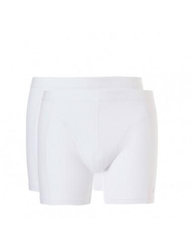 Ten Cate ondergoed Men Organic Boxershort 2Pack Wit