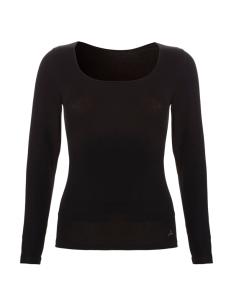 Ten Cate Dames Shirt Longsleeve Zwart