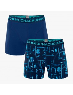 MuchachoMalo 2Pack Kitt Heren Boxershorts