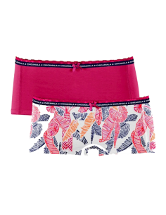 MuchachoMalo Nature Short 2Pack Dames Ondergoed