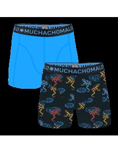 MuchachoMalo 2Pack Frog Heren Boxershorts