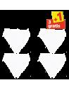 Sloggi Basic Tai Slip 4 pack wit 3+1 gratis