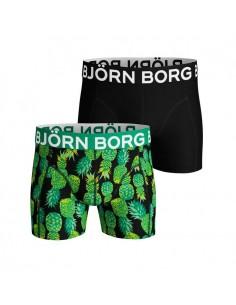 Björn Borg Boxershorts 2Pack Shorts LA Pinapple