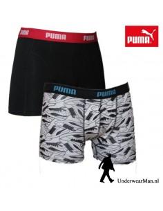 Puma Boxershort Duopak Sneaker White