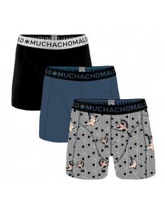 MuchachoMalo 3Pack Flird Jongens Boxershorts