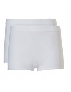 Ten Cate Meisjes Shorts 2Pack White 10-18Y Teens