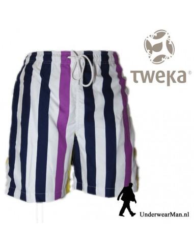 Ten Cate Tweka Heren Zwembroek 3Stripes