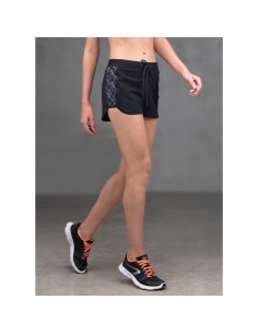 Blackspade Active Short Pants Zwart