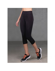 Blackspade Active 3/4 Training Tights Zwart