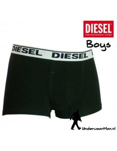 Diesel Kinderondergoed Boxershort Zwart Ubert