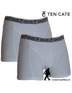 Ten Cate Men Boxershort 2Pack White