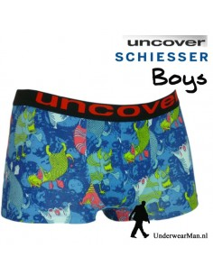 Schiesser ondergoed Uncover style Dragon