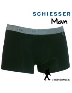Schiesser Heupshort Black 95/5 Boxerhort