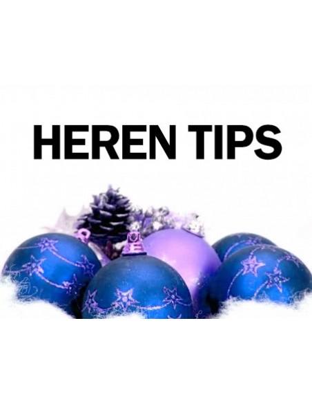 Heren Kerst Tips!