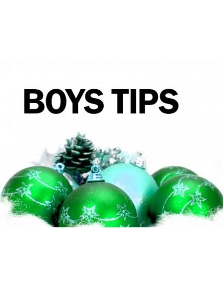 Jongens Kerst tips