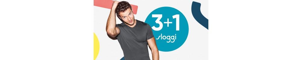 Sloggi 3+1 Actie Heren