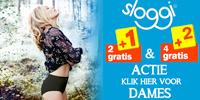 Dames Actie 2 + 1 gratis