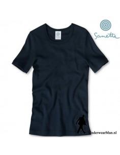 Sanetta Jongens T-Shirt Blauw