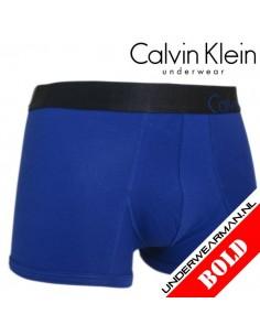 Calvin Klein Ondergoed Trunk Bold Blue
