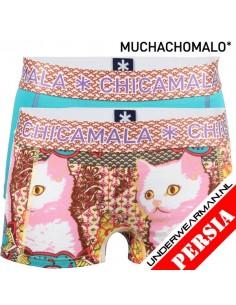 ChicaMala Persia Hipster Duopak Meisjes Ondergoed