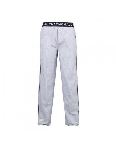 MuchachoMalo Cotton Blue Lounge Pyjamabroek Kinder Ondergoed