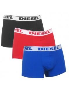 Diesel UMBX Fresh & Bright 3 pack €39,95 mix Red Black Blue