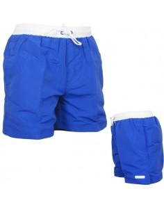 Calvin Klein Zwembroek Tie Volley dazzling blue