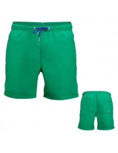Björn Borg Swimwear Loose Shorts Basic Woven Bright Green