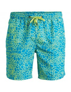 Björn Borg zwembroek Loose Shorts Membrane Hawaiian Ocean