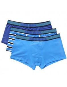 Diesel Shawn UMBX 3Pack Blue Stripe