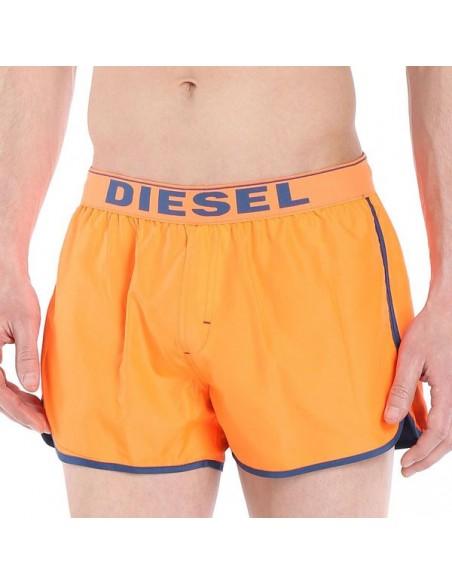 Diesel Revy BMBR Zwembroek Blue Orange (Reversible)
